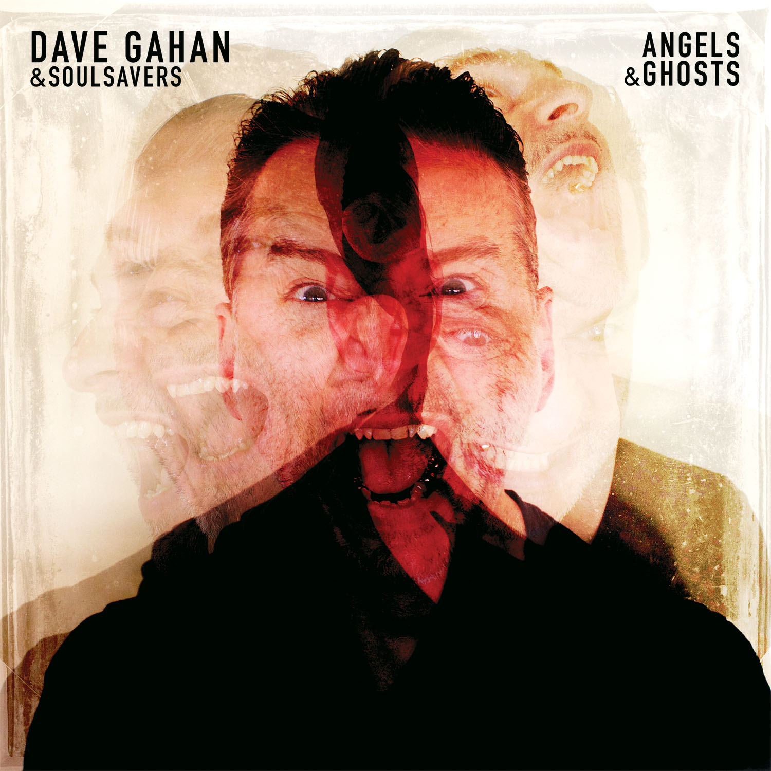 Dave Gahan & Soulsavers album cover