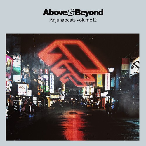Above & Beyond - Anjunabeats, Vol. 12 (front)