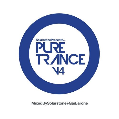 Solarstone & Gai Barone - Pure Trance, Vol. 4 (front)