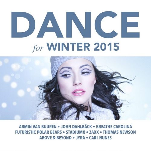 Various Artists - Dance For Winter 2015 (front)