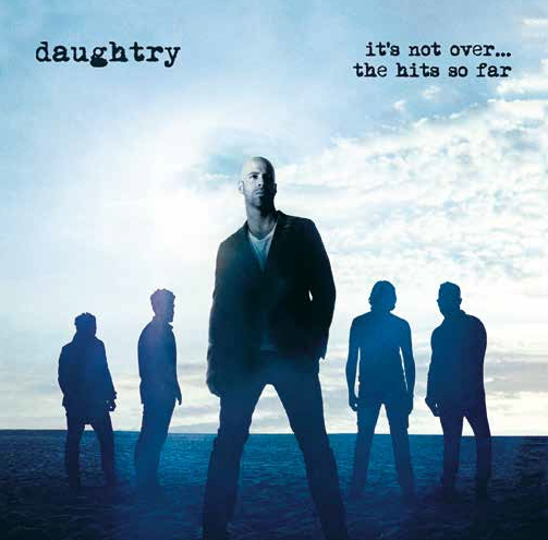 Daughtry_ It s Not Over The Hits So Far album cover