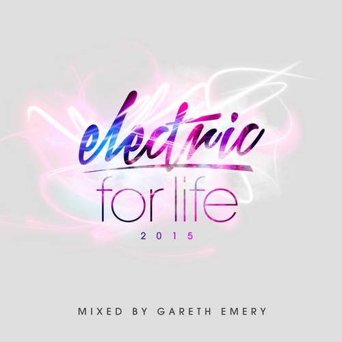 Gareth Emery - Electric For Life 2015 (front)