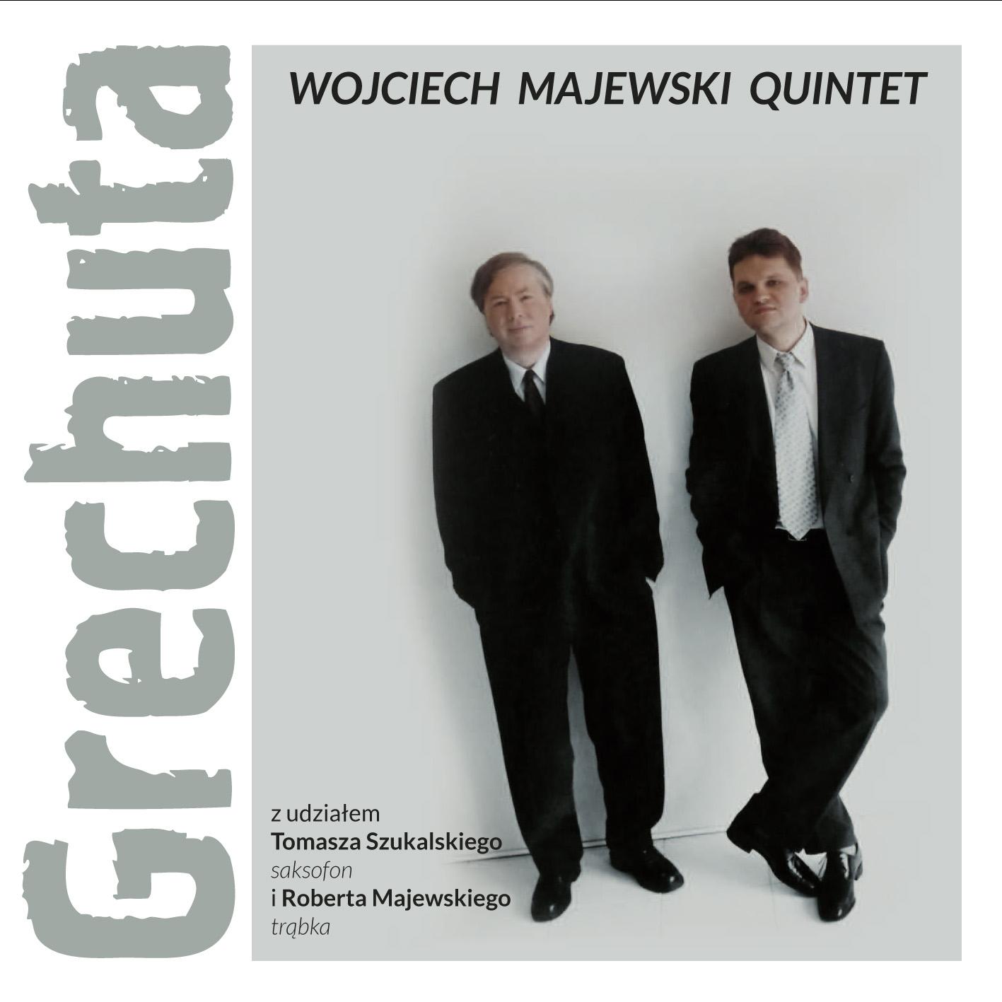 Majewski Grechuta cover