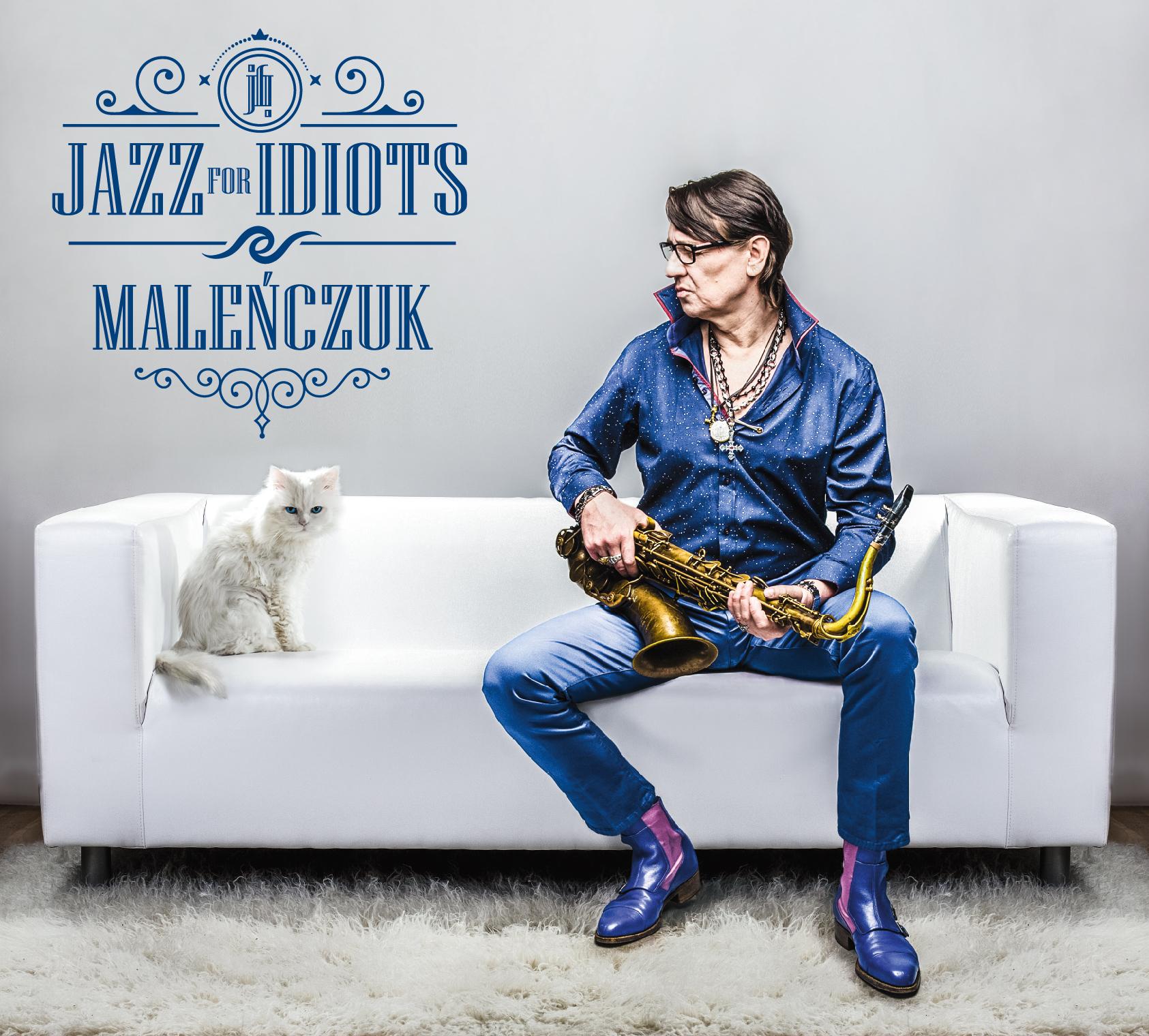 Jazz For Idiots_okładka