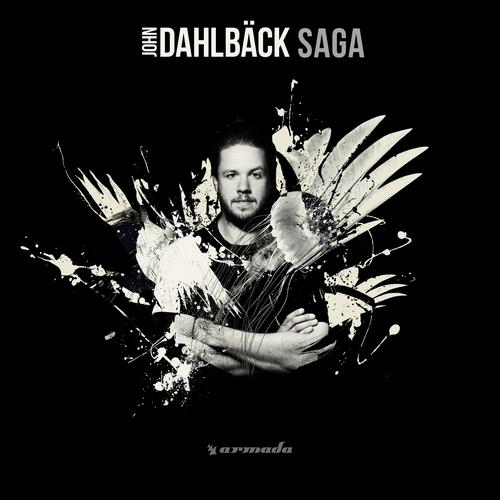 John Dahlbäck - Saga (front)