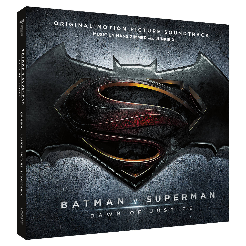 Batman v Superman  Dawn of Justice Original Motion Picture Soundtrack