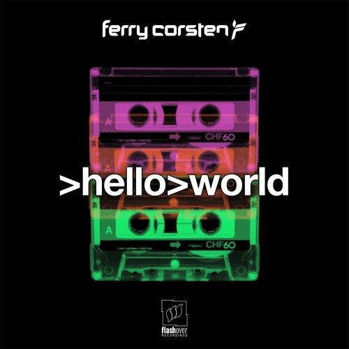 Ferry Corsten - Hello World (front)