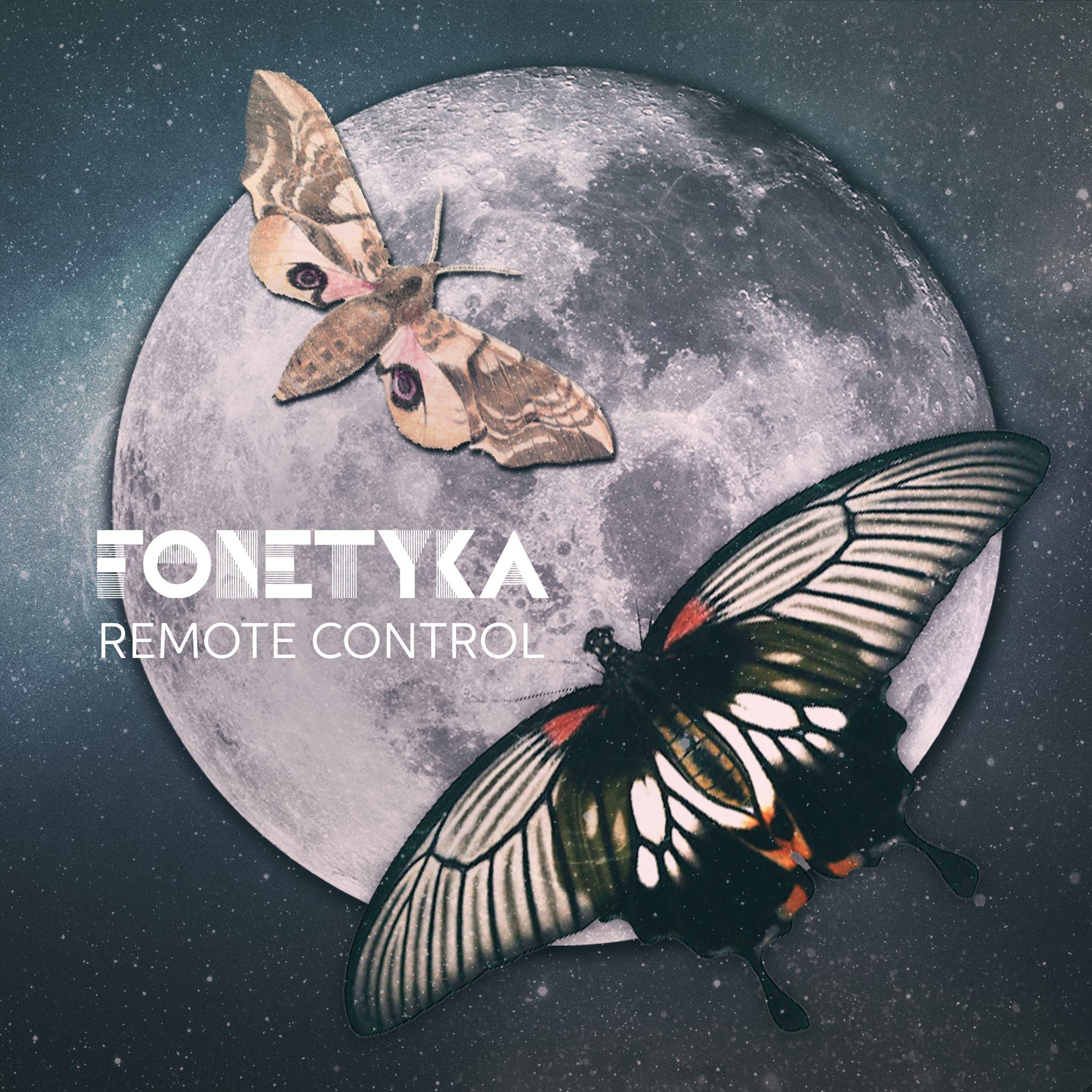 Fonetyka - Remote Control_singiel_cov