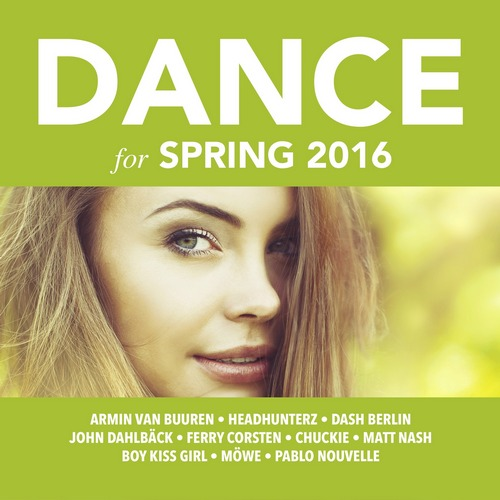 Various Artists - Dance For Spring 2016 (front)