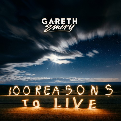 Gareth Emery - 100 Reasons To Live (front)