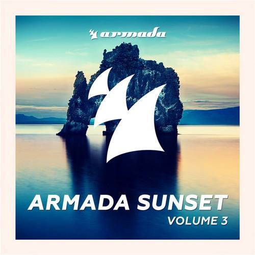 Various Artists - Armada Sunset, Vol. 3 (front)