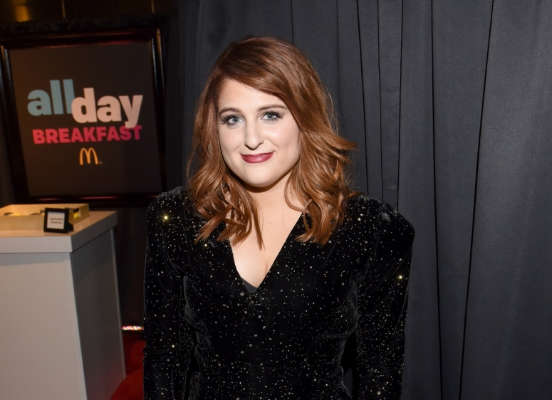 meghan-trainor-at-mcdonalds-all-day-breakfast-bar-at-the-58th-grammy-awards-on-february-15-2016