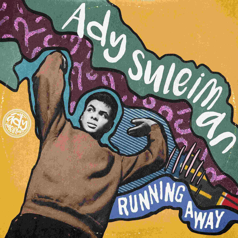Ady Suleiman - Running Away singiel cover