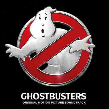 Ghostbusters soundtrack cover