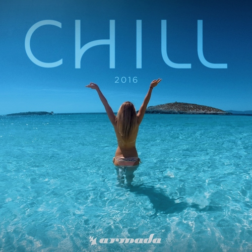 Various Artists - Armada Chill 2016 (front)