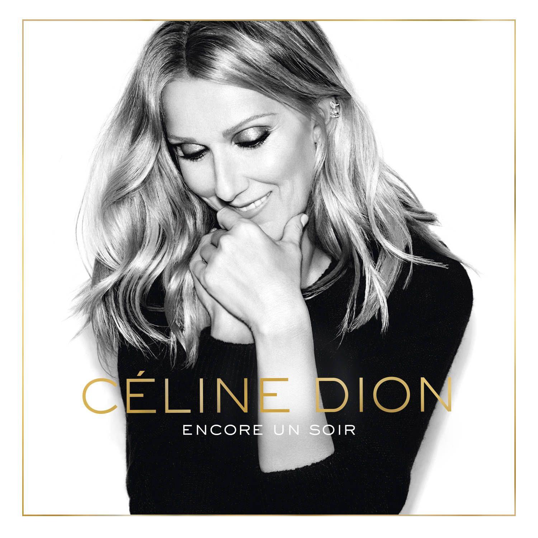 Celine Dion Encore Un Soir album cover