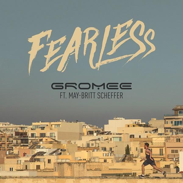 Gromeo_Fearless okładka mała