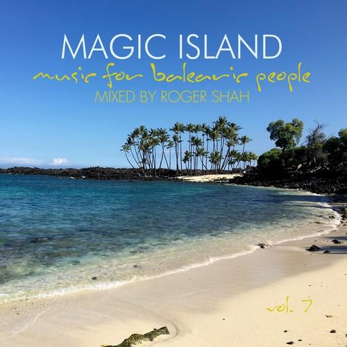 Roger Shah - Magic Island, Vol. 7 (front)