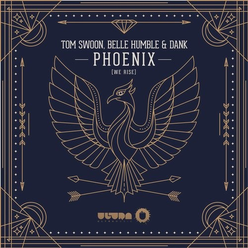 Tom Swoon_Phoenix (we rise) single cover