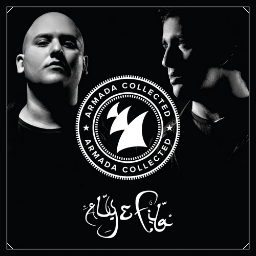 Aly & Fila - Armada Collected (front)
