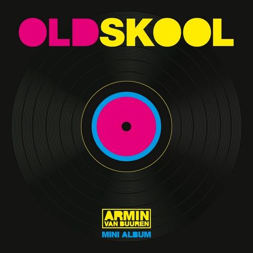 Armin Van Buuren - Old Skool (front)