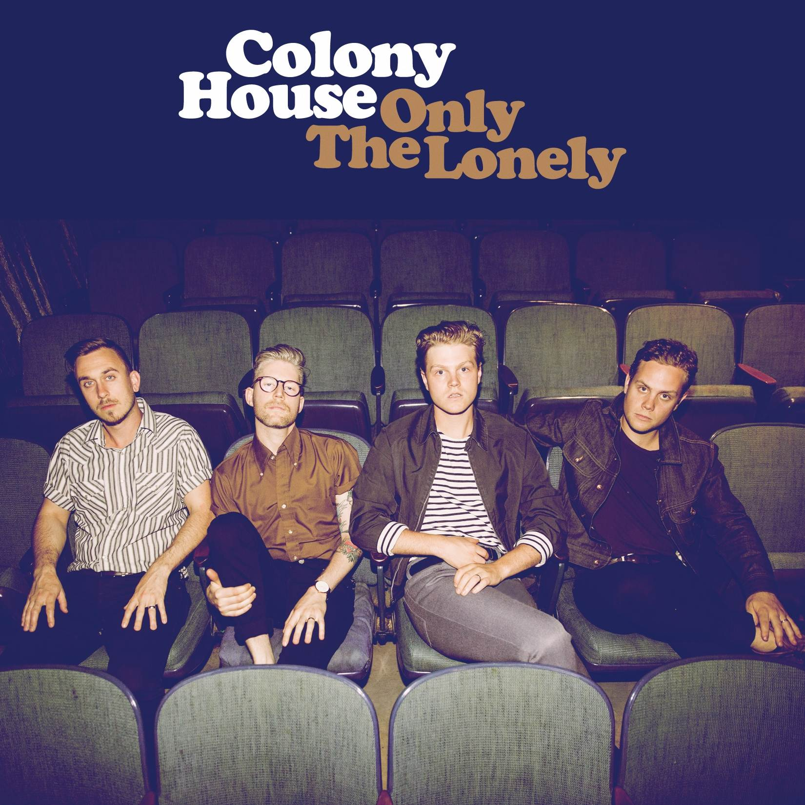 Colony House_Only The Lonely album cover small