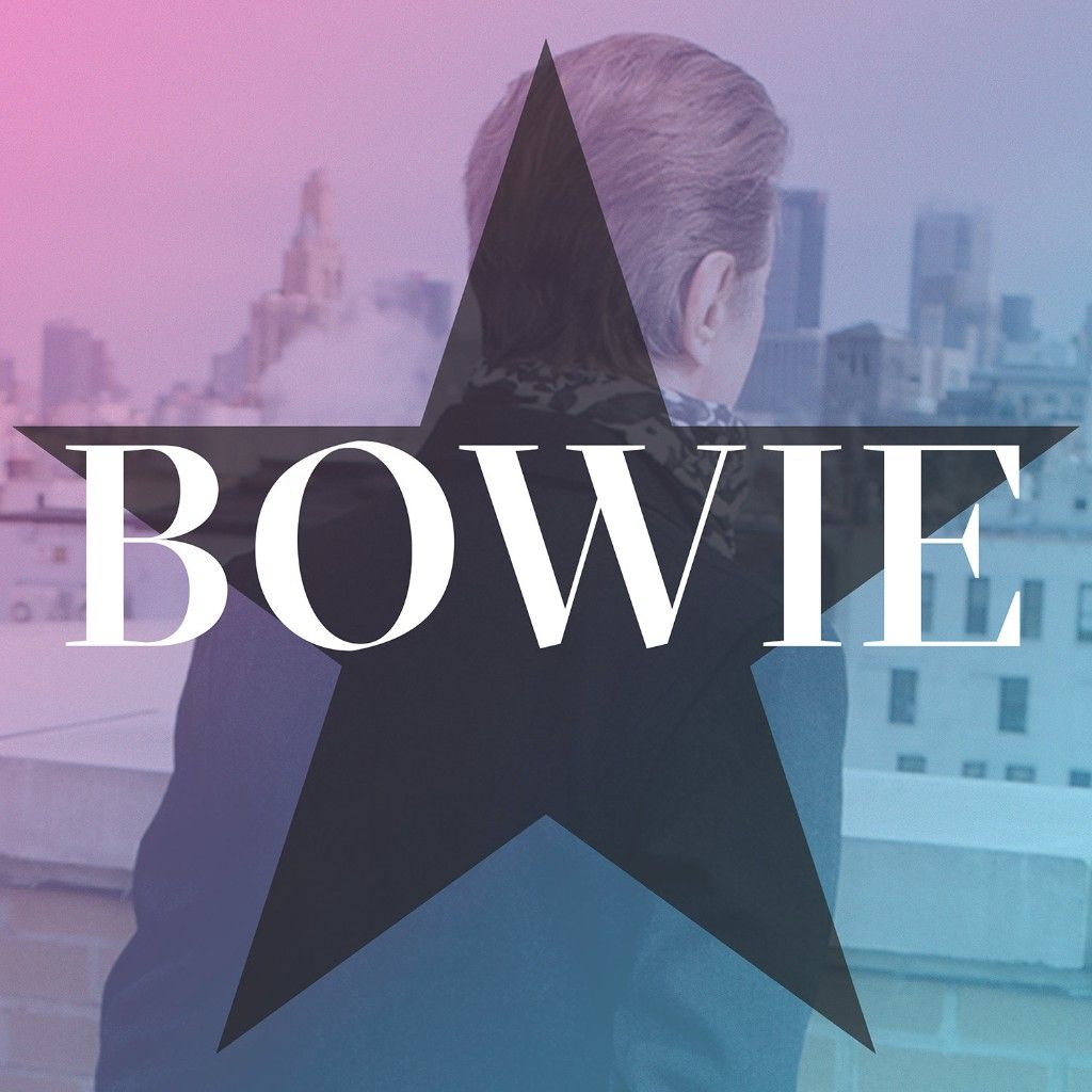 Davd Bowie No Plan EP cover