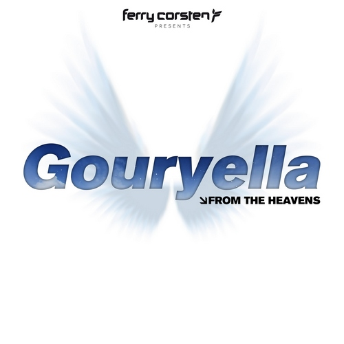 Ferry Corsten pres. Gouryella - From The Heavens (front)