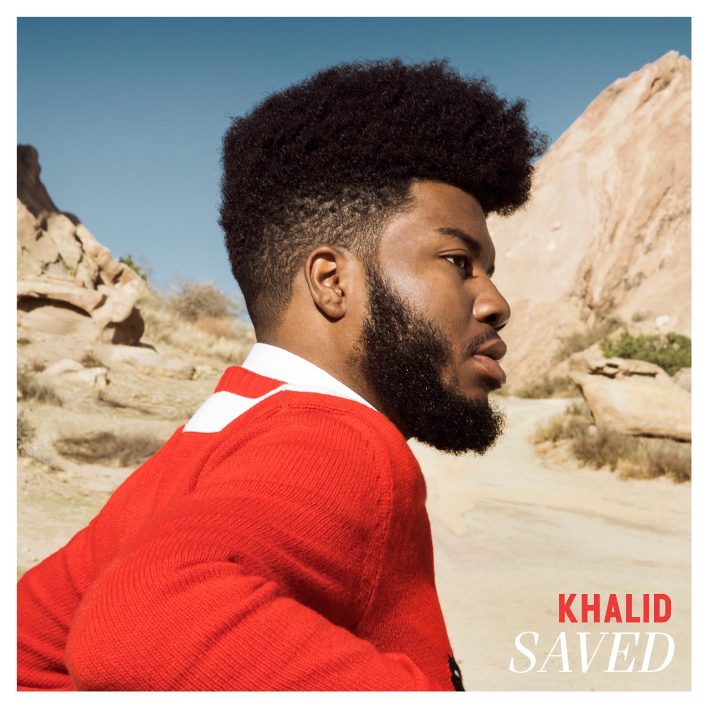 Khalid_Saved single Artwork