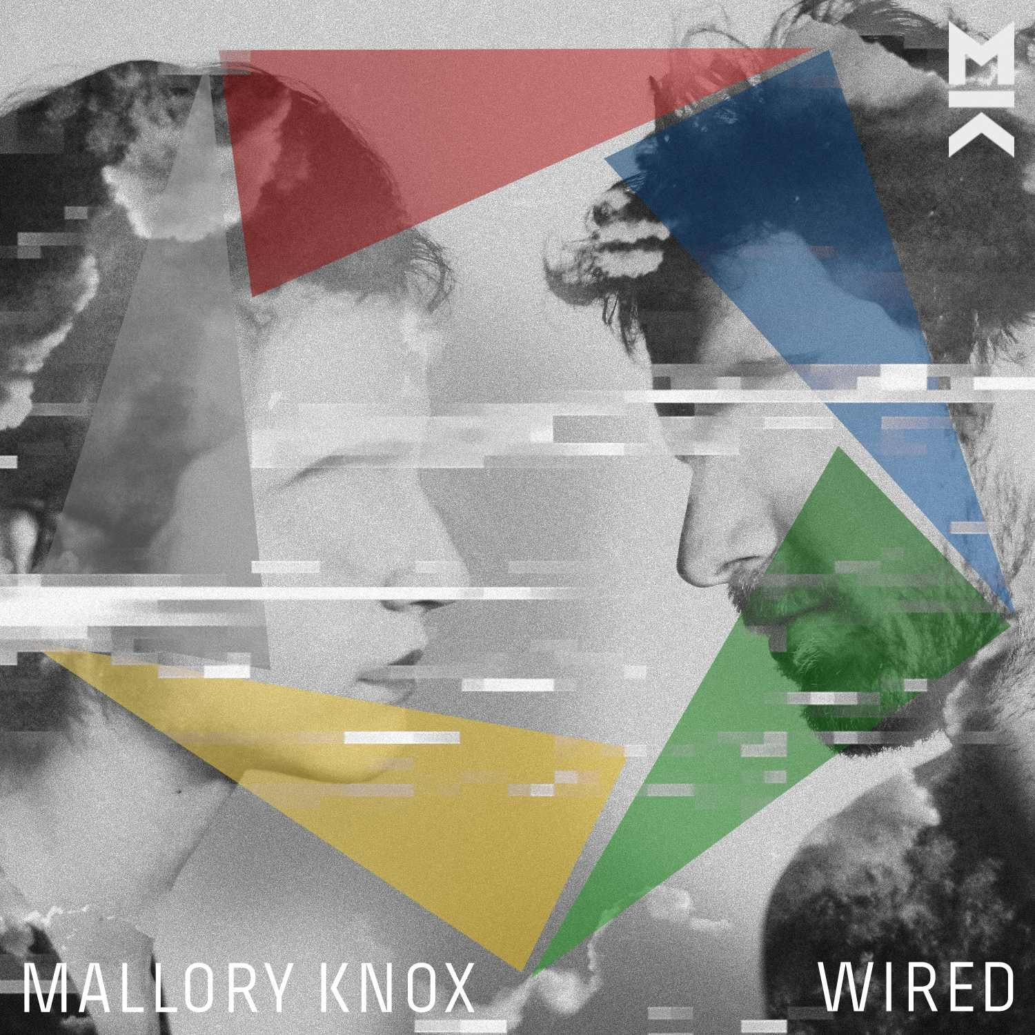 Mallory Knox - Wired album cover small
