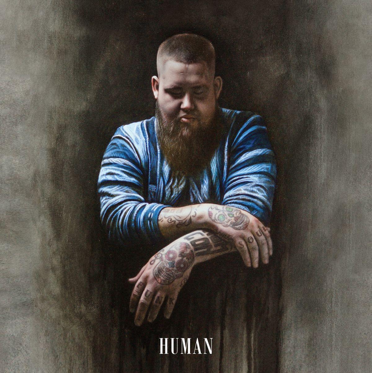 RagNBone Man - Human FINAL album cover small