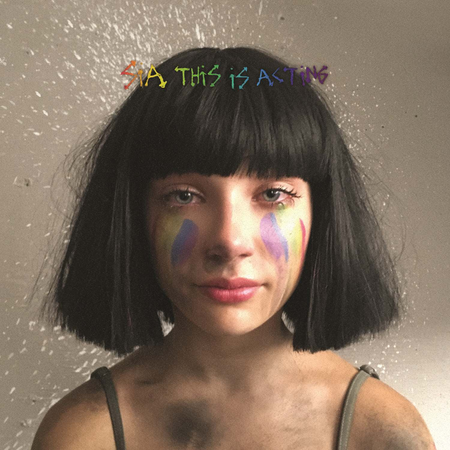 SIA This Is Acting deluxe album cover small