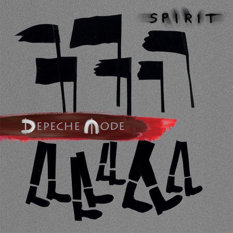 Depeche Mode Spirit album cover