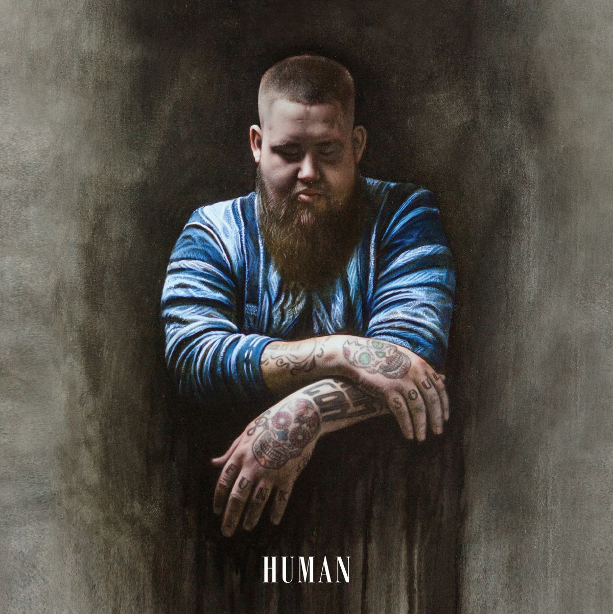 RagNBone Man - Human FINAL album cover small