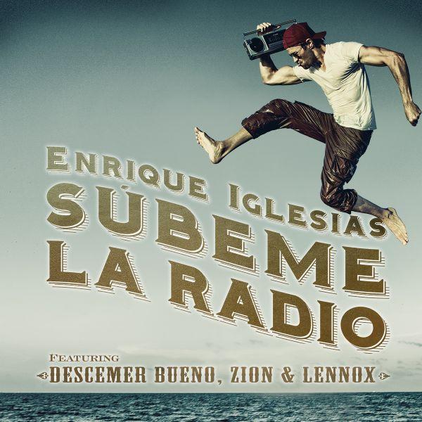 Subeme La Radio single cover small